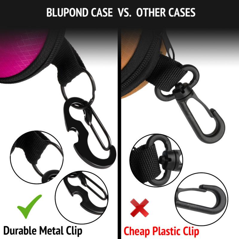 Glasses Case Blupond Sunglasses Capsule Pink (5)