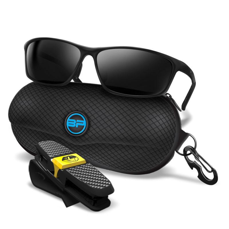 Rally Black F Black L Golf Sunglasses Blupond